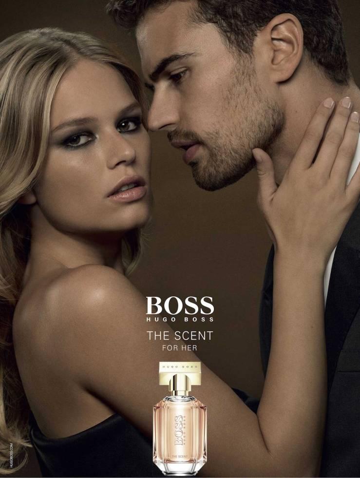 boss the scent for her eau de beaux