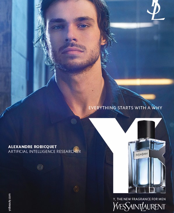 Alexandre Robicquet  y for men