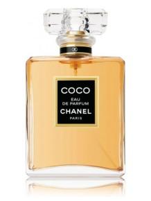 Coco Chanel eau de beaux