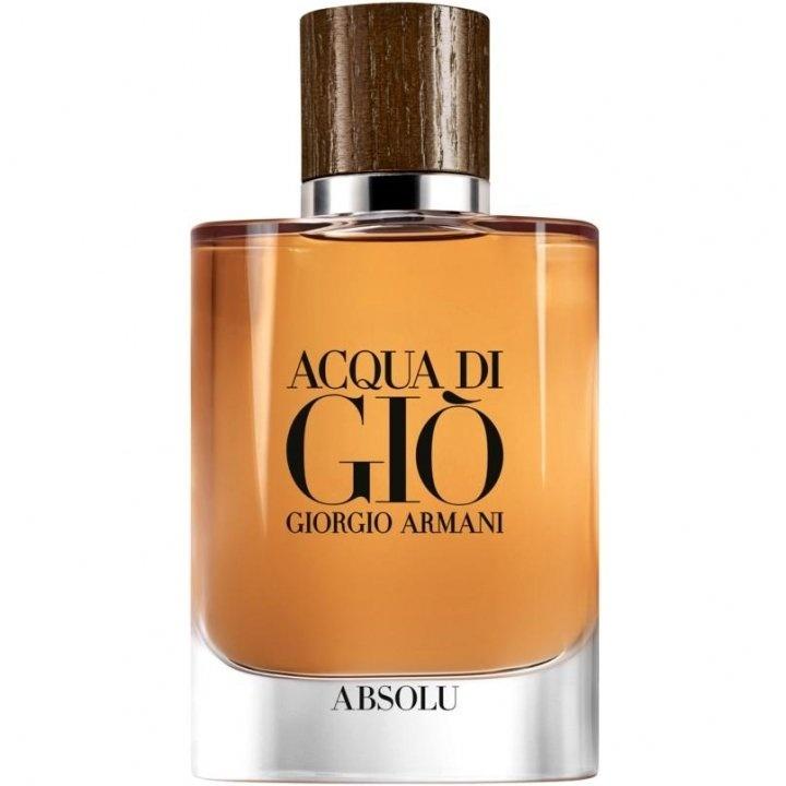 aqua di gio absolu eau de beaux perfume