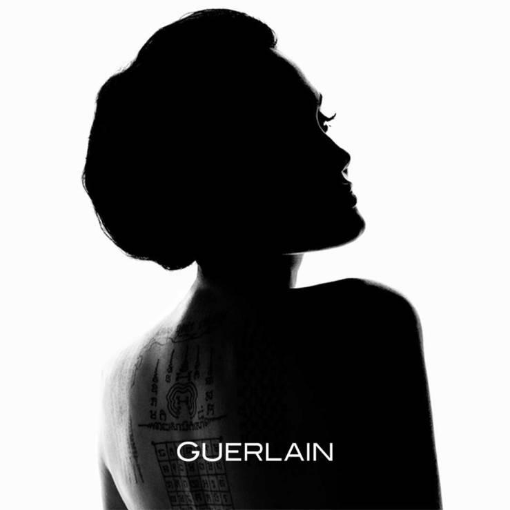 Mon Guerlain angelina jolie eau de beaux