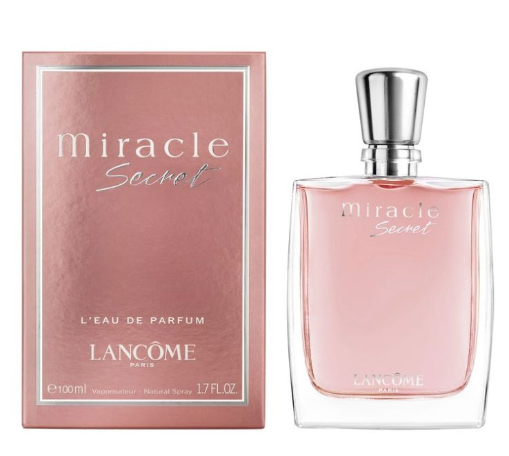 Miracle Secret Eau de beaux lancome