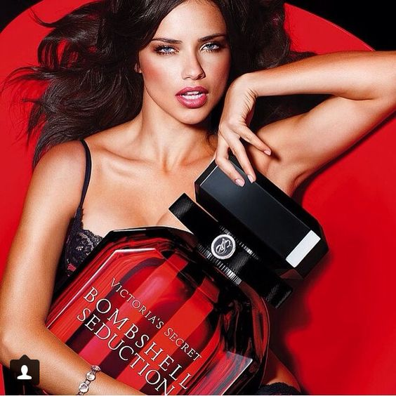 Bombshell Seduction 2011 adriana lima victorias secret