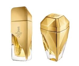 1 million lady million christmas edition eau de beaux