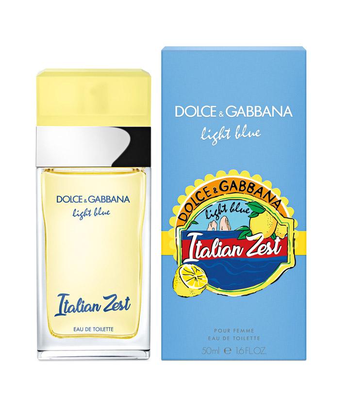 light blue italian zest