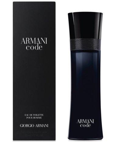 armani code giorgio armani