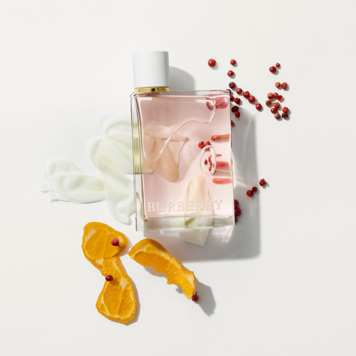 burberry her blossom ingredientes