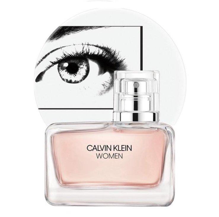 calvin klein woman perfume botella