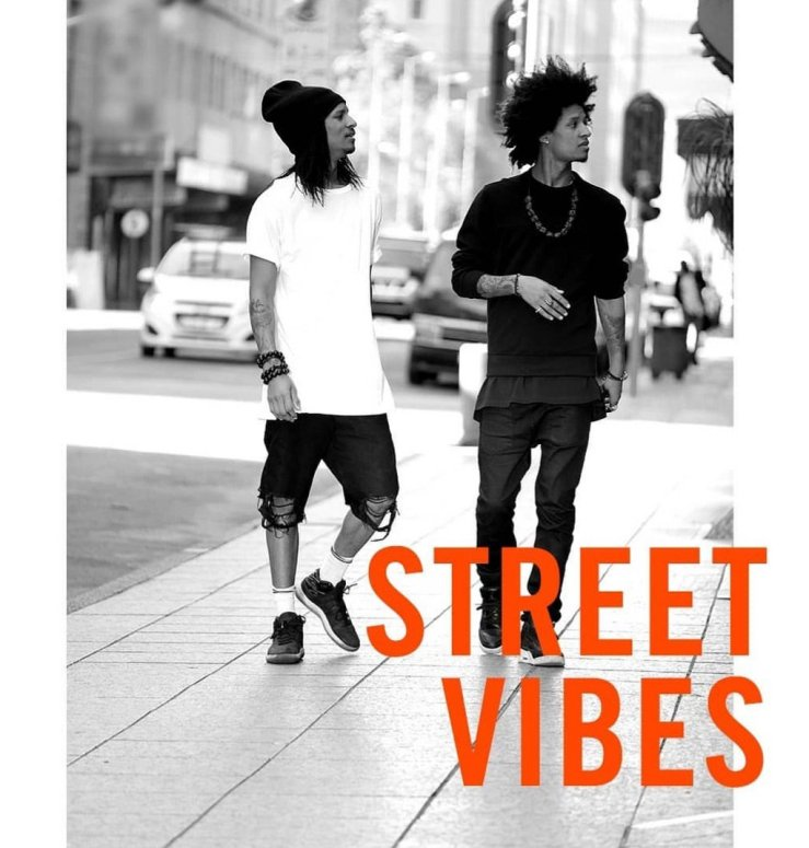 only the brave street les twins
