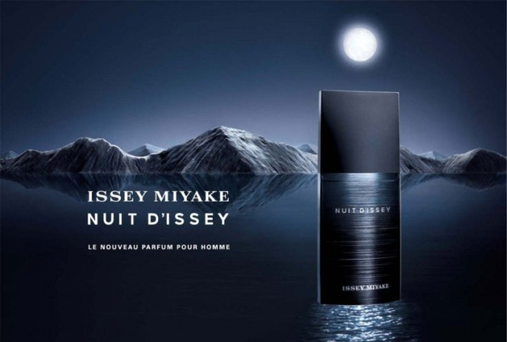 Nuit d'Issey Issey Miyake