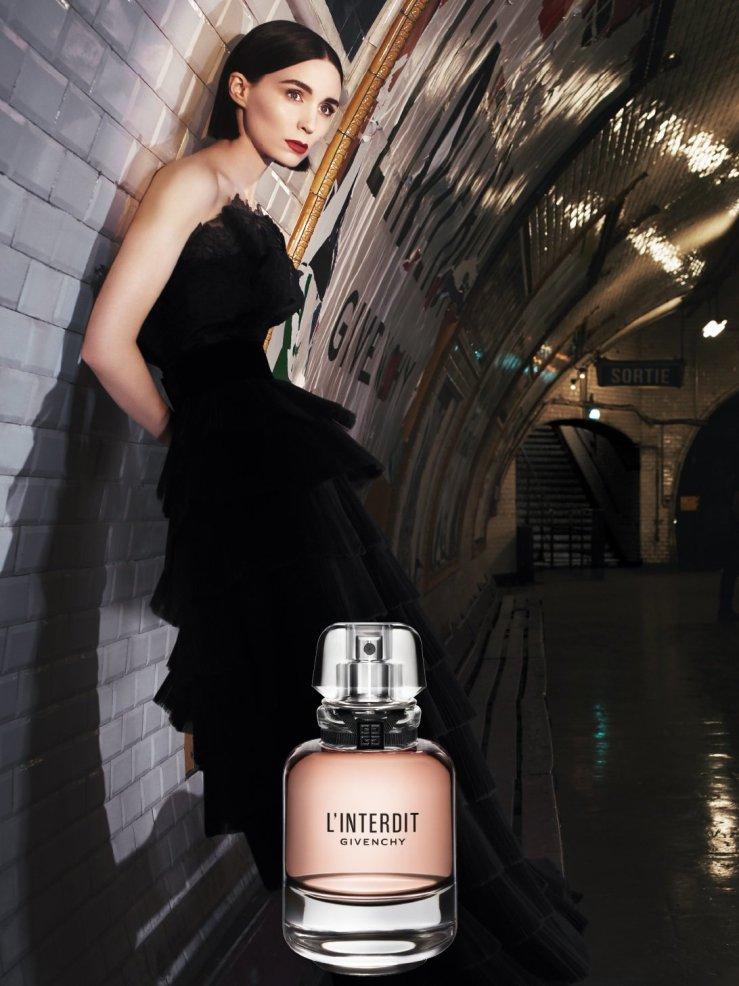 ROONEY MARA perfume linterdit givenchy 2018.jpg