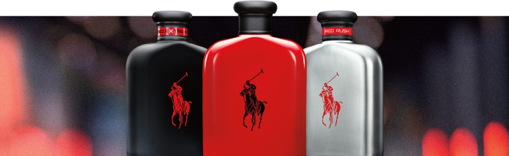 Polo red, polo red extreme y polo red rush