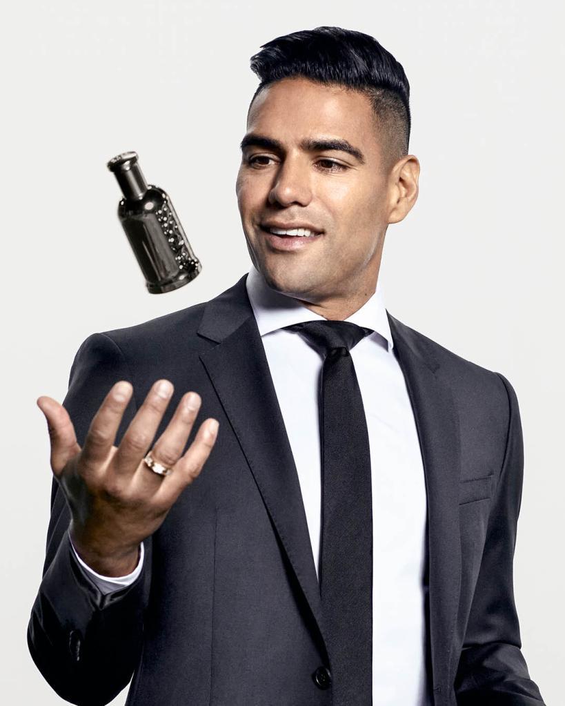 Bottled united eau de parfum 2021 Radamel Falcao perfume