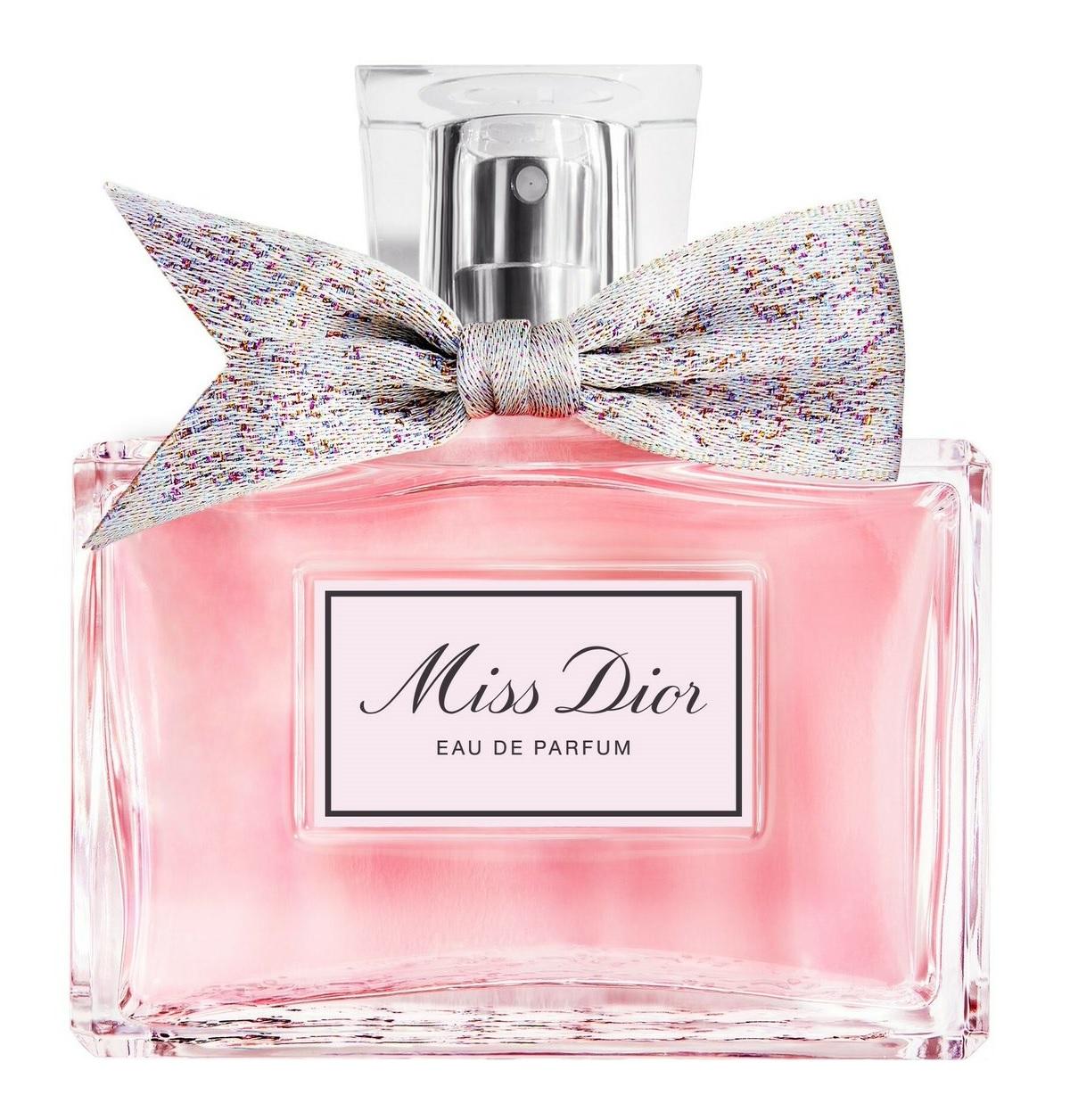 Botella Mis Dior Eau De Parfum 2021